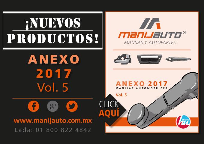 Anexo Vol 5 Manijas y Autopartes