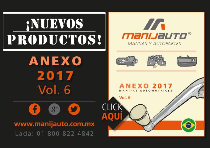 Anexo Vol 6 Manijauto refacciones automotrices